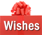 Listing of donation wishes